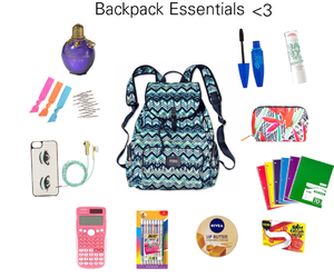 Polyvore, school, and cute image