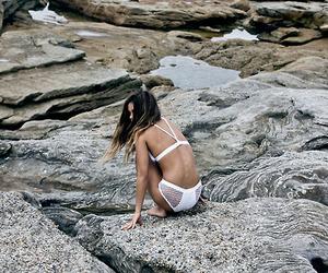 bikini, fashion, and mimi elashiry image