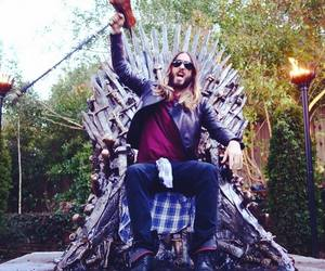 jared leto, game of thrones, and 30 seconds to mars image