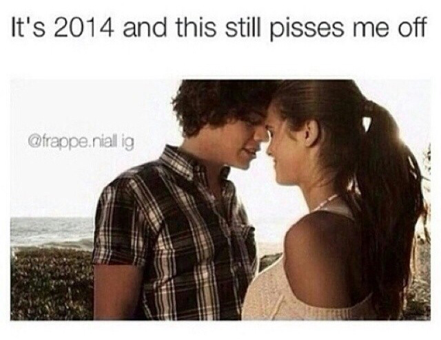 lol, what makes you beautiful, and 2014 image