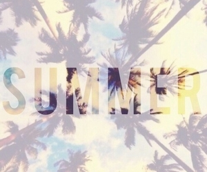 summer, sun, and friends image