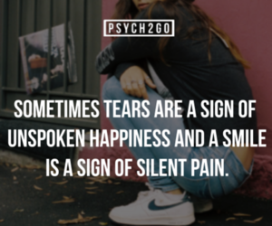 depressed, quote, and life image