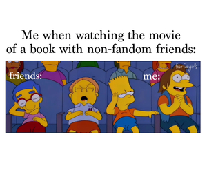 book, fandom, and fangirl image