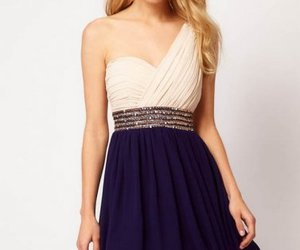 dress, party, and Prom image