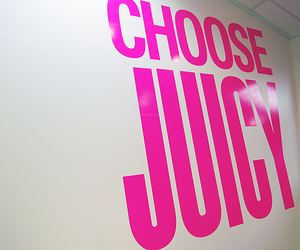 pink, juicy, and juicy couture image