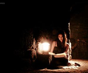 katherine pierce, the vampire diaries, and Nina Dobrev image