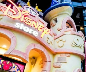 disney and disney store image