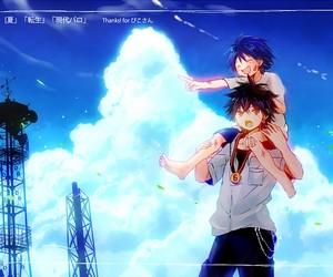 aladdin, magi, and anime boy image