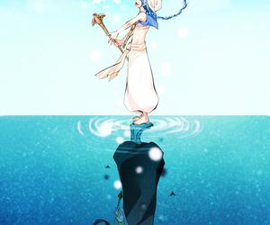 magi, anime, and aladdin image
