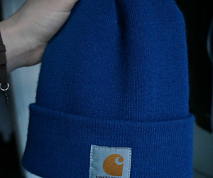 blue, love, and carhartt image