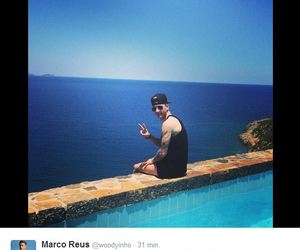 football, germany, and marco reus image