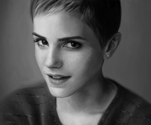 beautiful and emma watson image