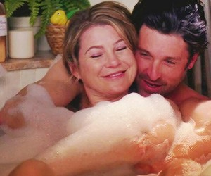mcdreamy, patrick dempsey, and love image