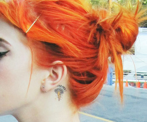 hayley williams, hair, and paramore image