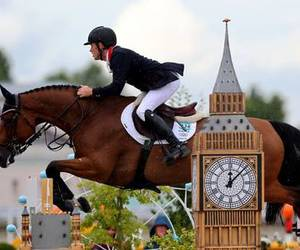 great and showjumping image
