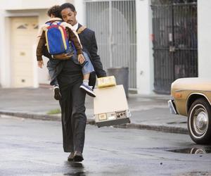father, movie, and will smith image