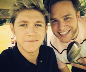 olly murs, one direction, and niall horan image