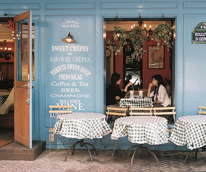 vintage, cafe, and photography image