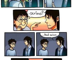 harry potter, funny, and sirius image
