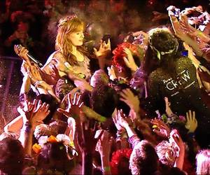 florence and the machine, florence welch, and glitter image