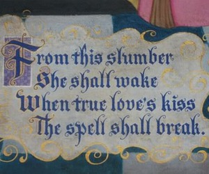 aurora, fairy tale, and typography image