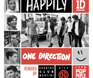 one direction, happily, and liam payne image