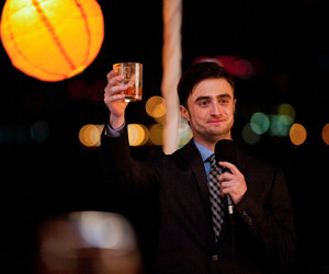 daniel radcliffe, what if, and love image