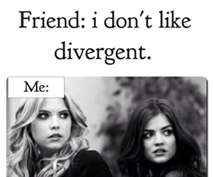 divergent and friends image