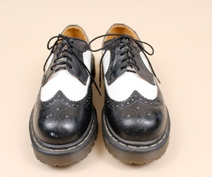 dr. martens, oxfords, and punk image