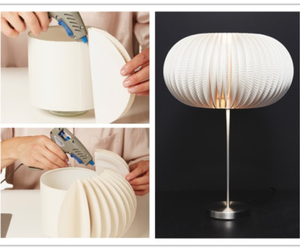 diy and lamp image