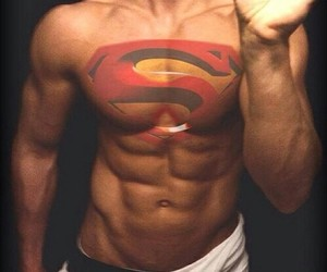 superman, sexy, and boy image