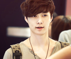 <3, Chen, and kpop image
