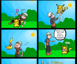 lol, pikachu, and pokemon image