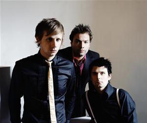 muse, Matt Bellamy, and chris wolstenholme image