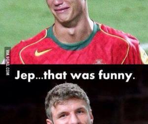 germany, Ronaldo, and muller image