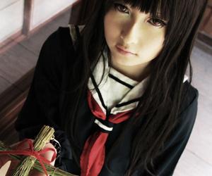 anime, cosplay, and hell girl image