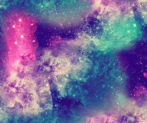 background, galaxy, and cute image