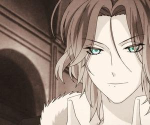 anime, eyes, and raito image
