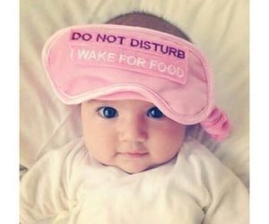 baby, cute, and food image