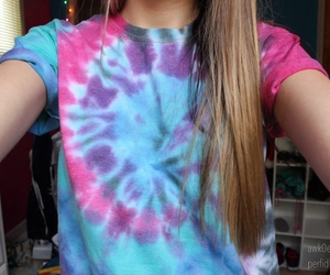 tumblr and tie dye image