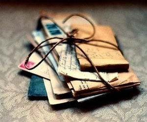 letters, love, and writting image