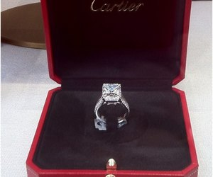 cartier and ring image