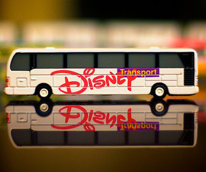 bus and disney image