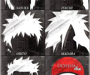 Madara uchiha family tree