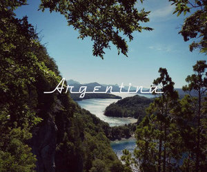 argentina, beautiful, and lugares image
