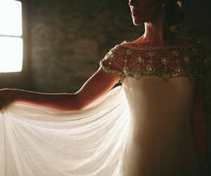 dress, light, and photography image