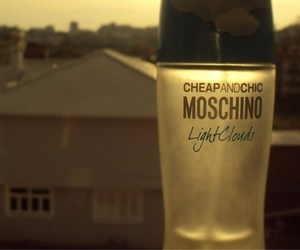 Moschino, perfume, and cheap and chic image