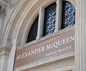 fashion, Alexander McQueen, and luxury image