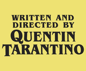 quentin tarantino, cinema, and film image