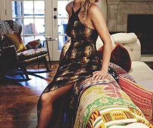 Miranda Lambert and dress image